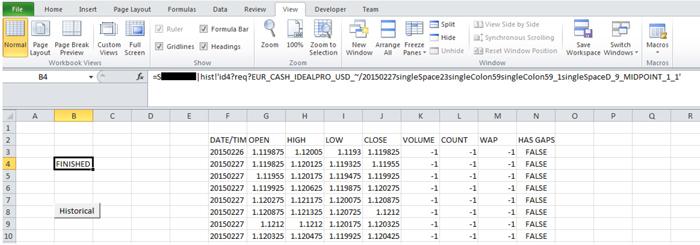 TWS API v9 72+: Receiving the Data - Add the Code